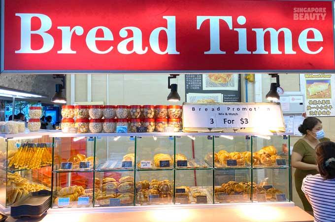 bread time