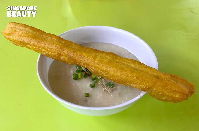 li fang congee
