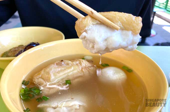 chinatown must eat hawker food