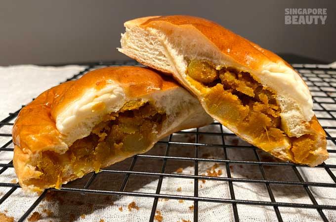 curry-bun-filling