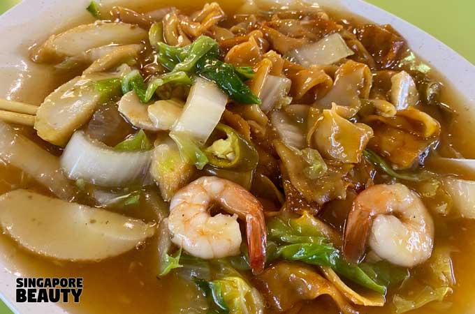 Albert Centre Food - Good Taste Zhu Chao