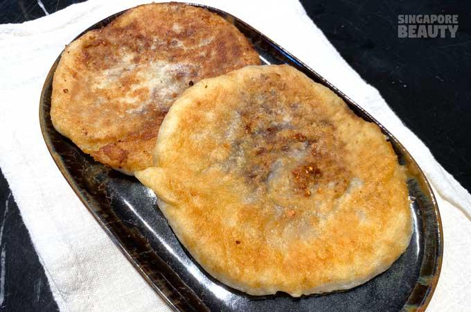 hotteok-pancake