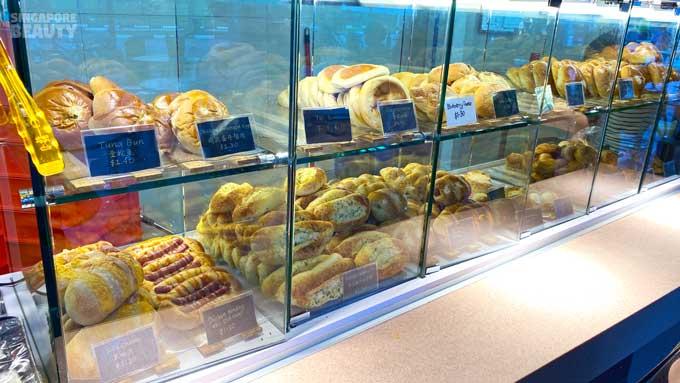 kopitiam square sengkang bread