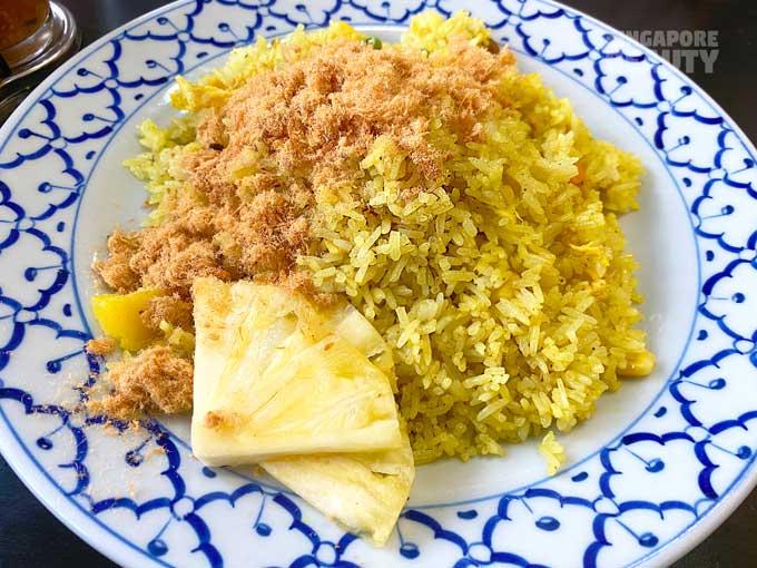 pineapple-rice
