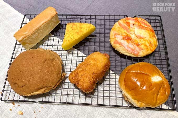 sengkang square kopitiam bread