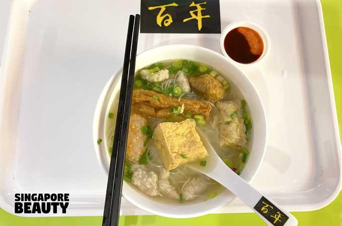 Albert Centre Food Centre - yong tau fu