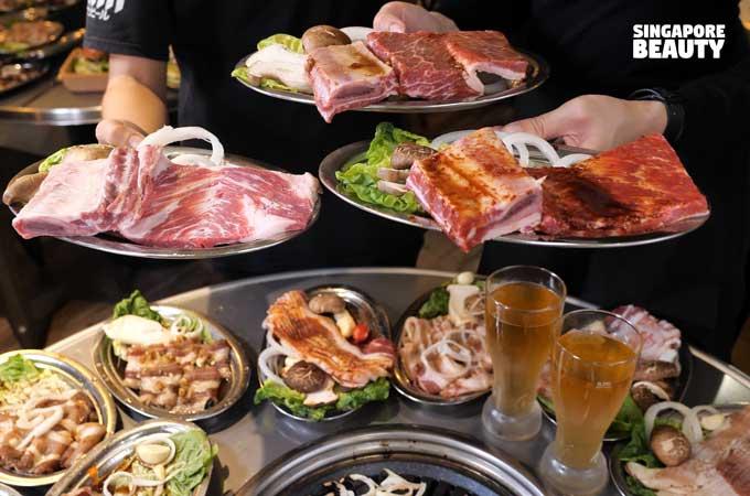 91 korean bbq big bone ribs