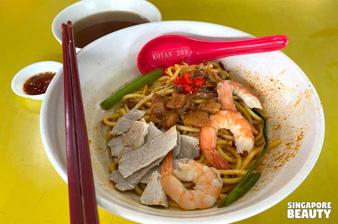 cheap-dry-prawn-noodle
