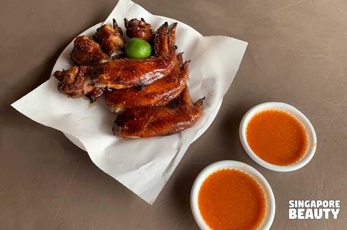 ah hwee bbq chicken wings