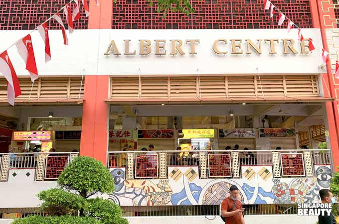 Albert Centre Market and Food Centre