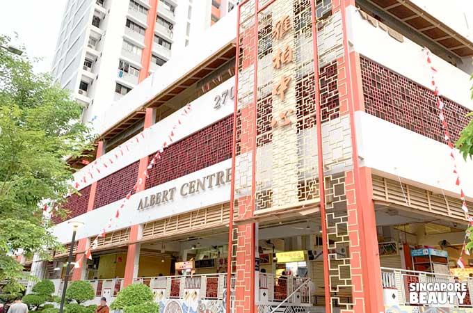 albert centre food centre