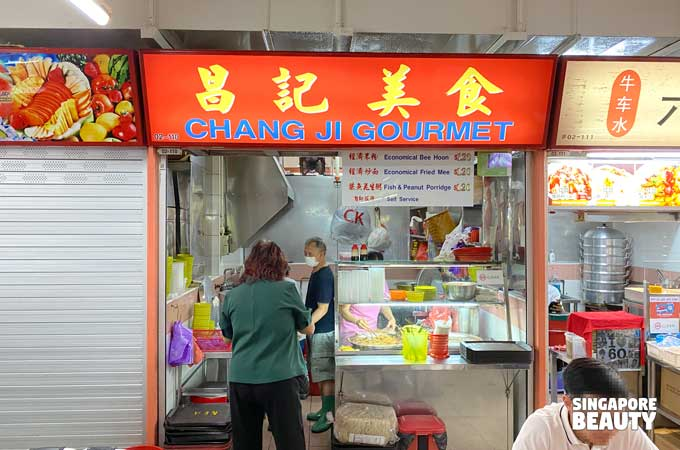 famous chinatown food