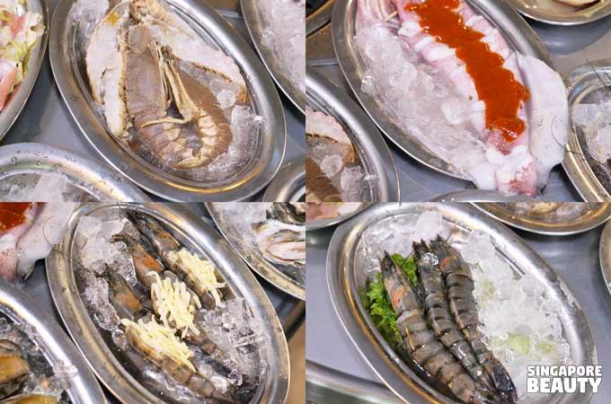 seafood buffet 91 korean bbq