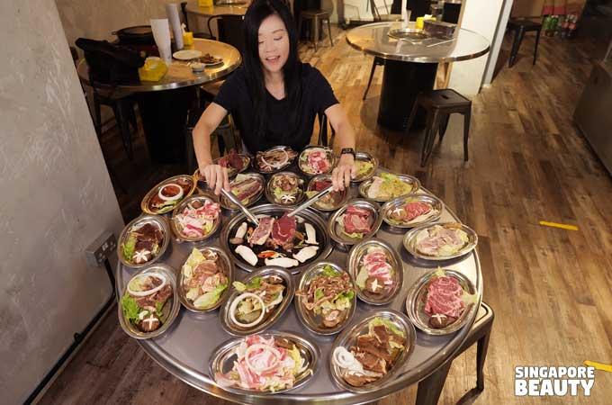 singapore bbq buffet