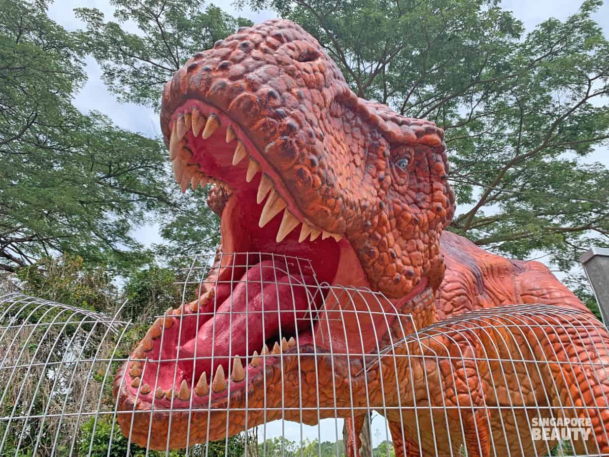 Changi Jurassic Mile Singapore