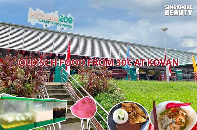 Kovan 209 Market & Food Centre