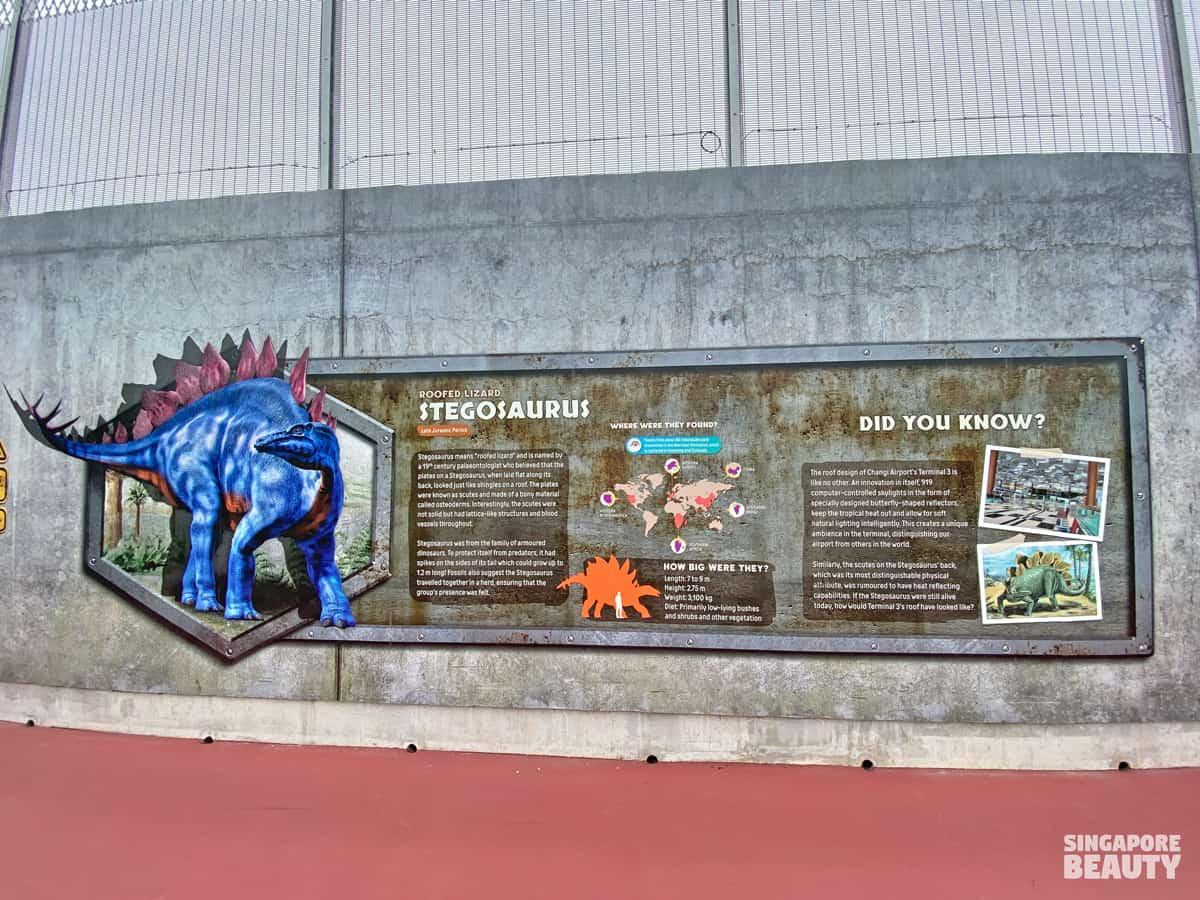stegosaurus roofed lizard fun fact