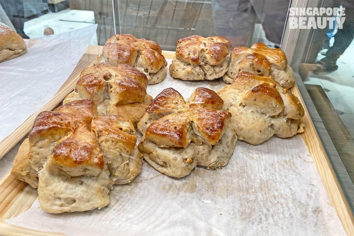 Gokoku best seller bun