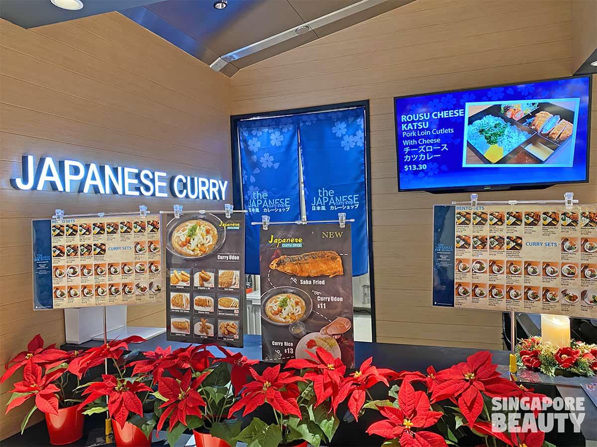 Meidi Ya Japanese curry cafe