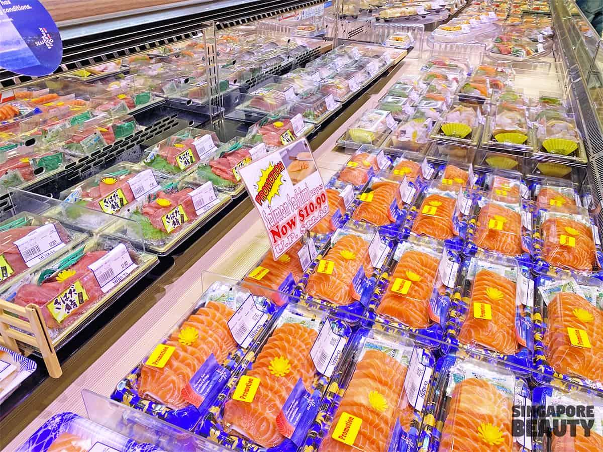 Nakajima Suisan Japan largest fish supplier