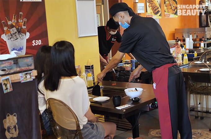Seiwaa Okonomiyaki & teppanyaki japanese restaurant DIY
