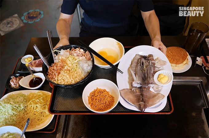 Yaki-MI-Set-grilled-squid-soba
