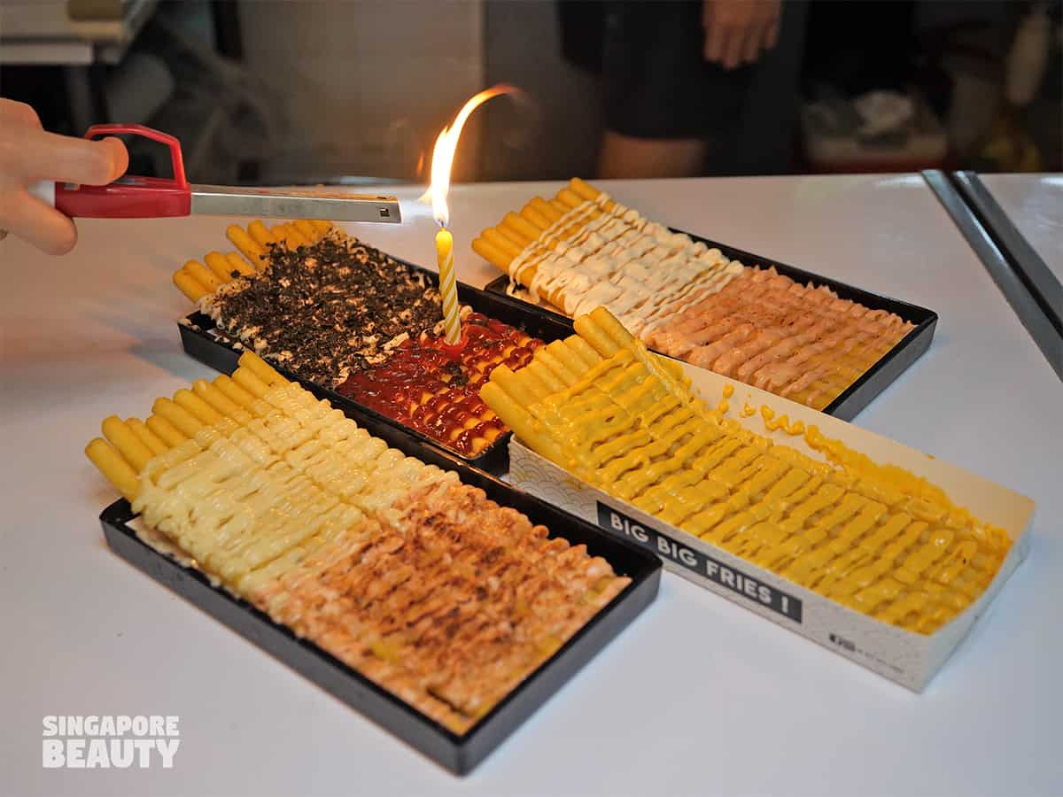 big big fries anniversary promotion