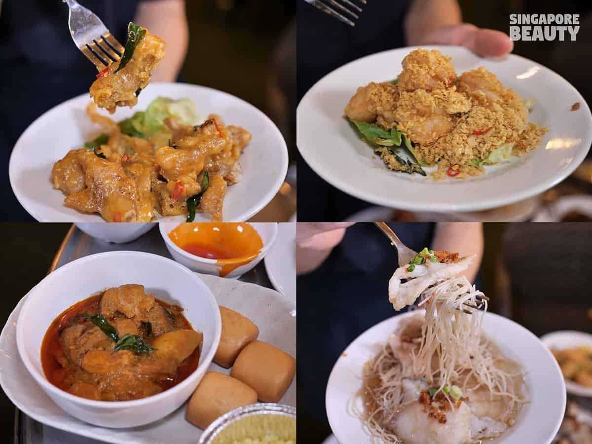 cantonese zi char buffet
