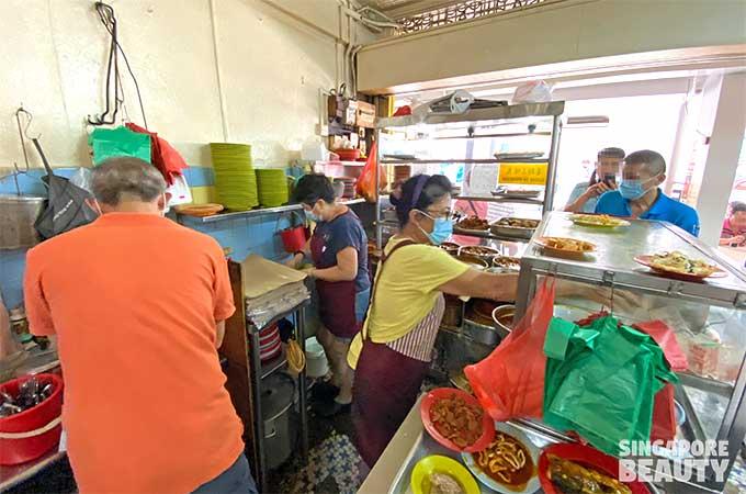 economic rice buffet