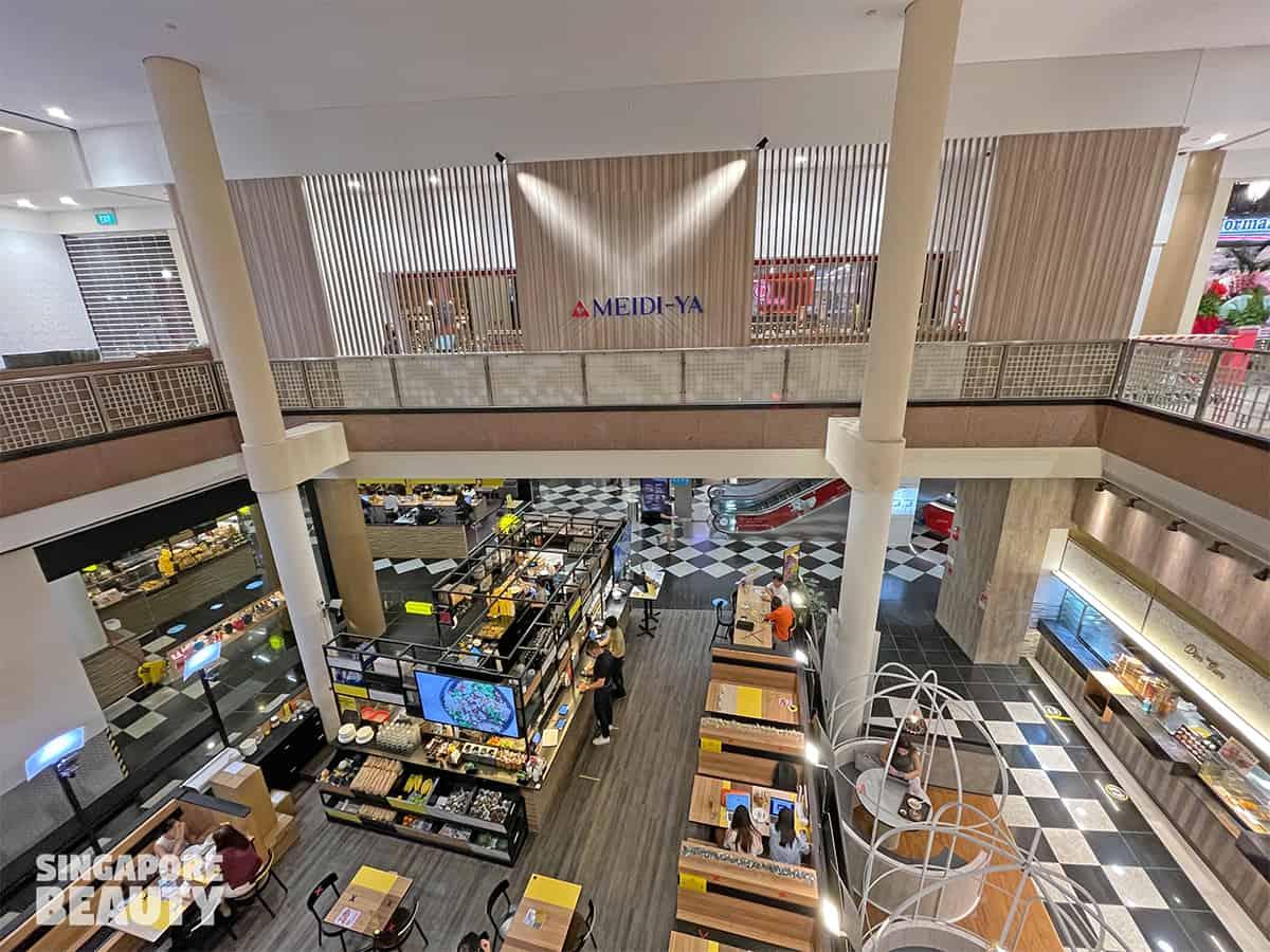 meidi-ya japanese supermarket