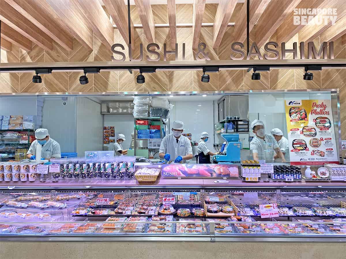 sushi sashimi Nakajimasushi