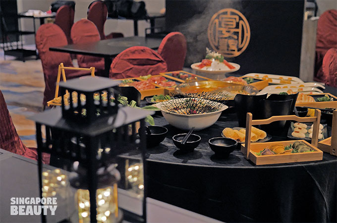 yanxi palace steamboat restaurant imperial feast chin swee road