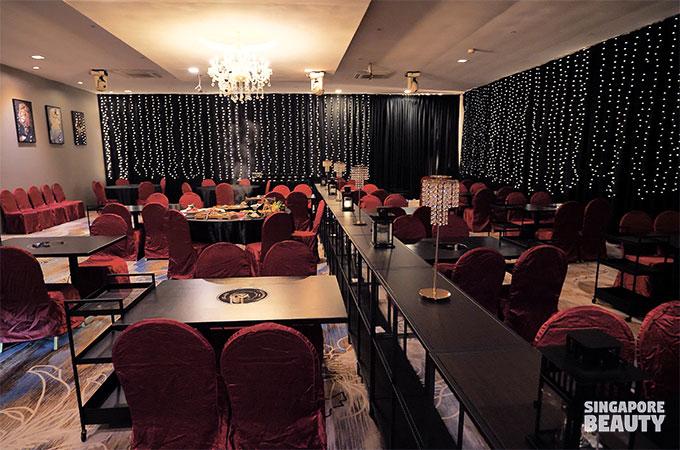 yanxi palace steamboat restaurant