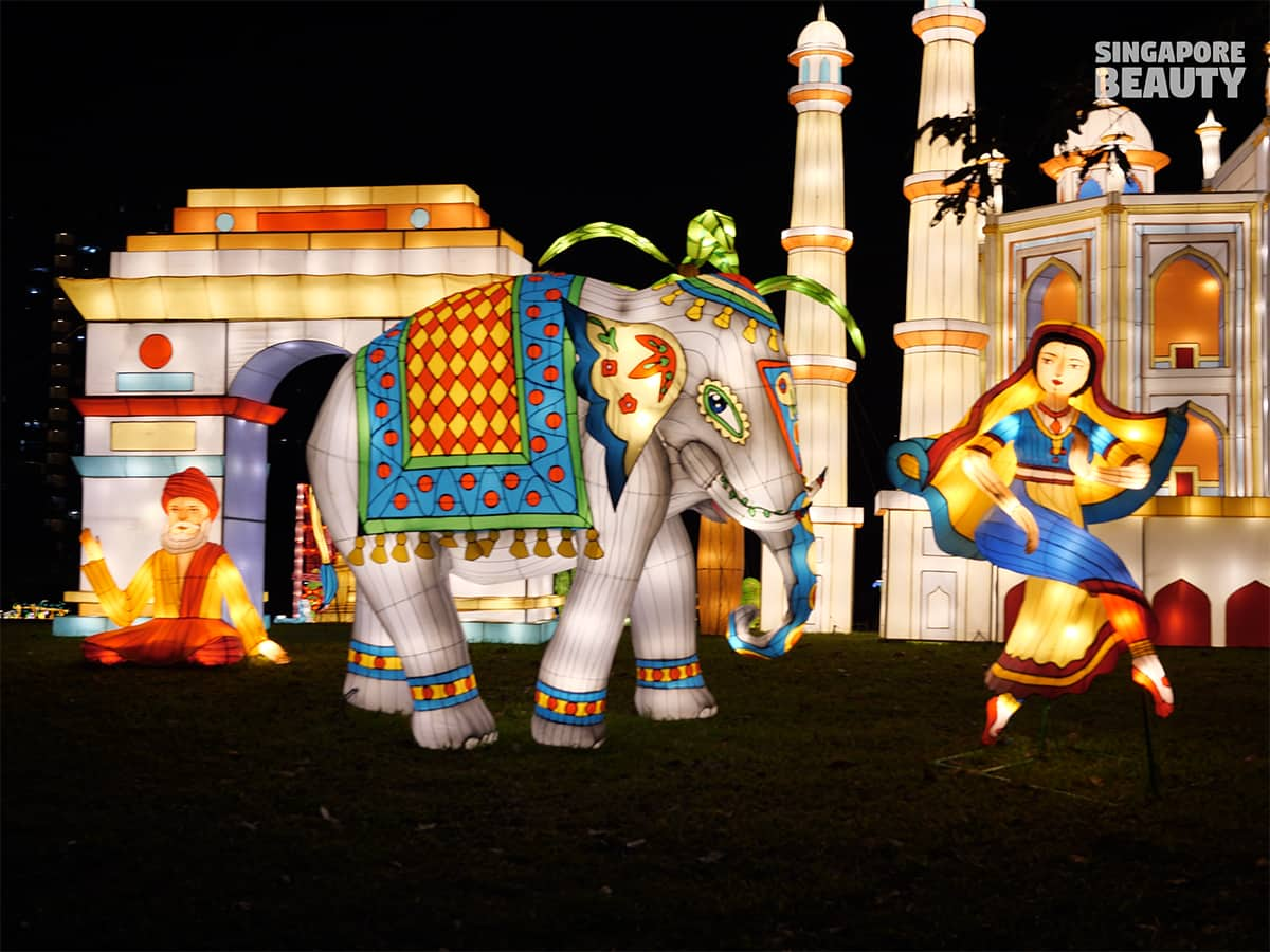 Festival of lights 2020 A Better Tomorrow Its a small world India