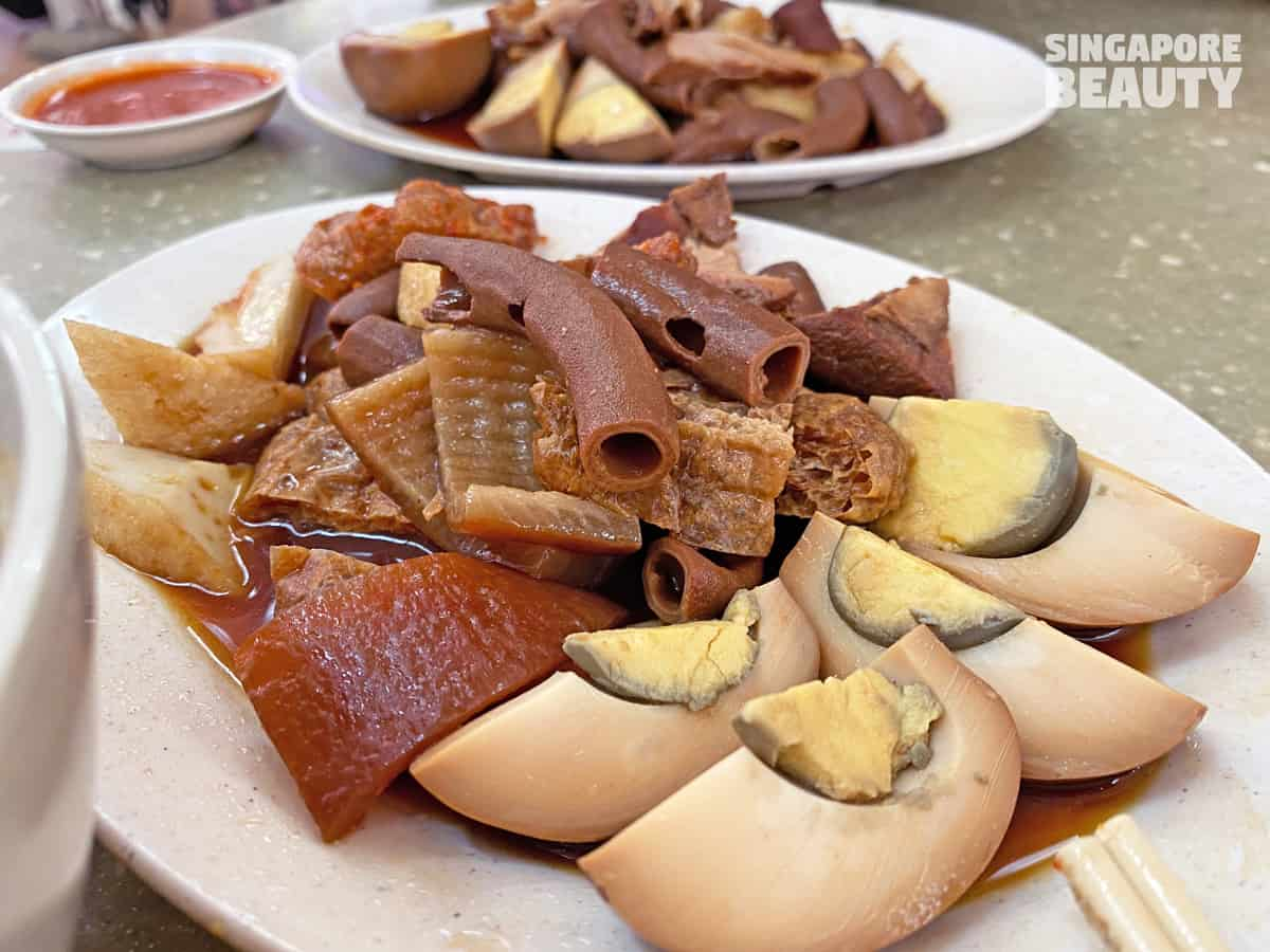 Guang Liang cooked food