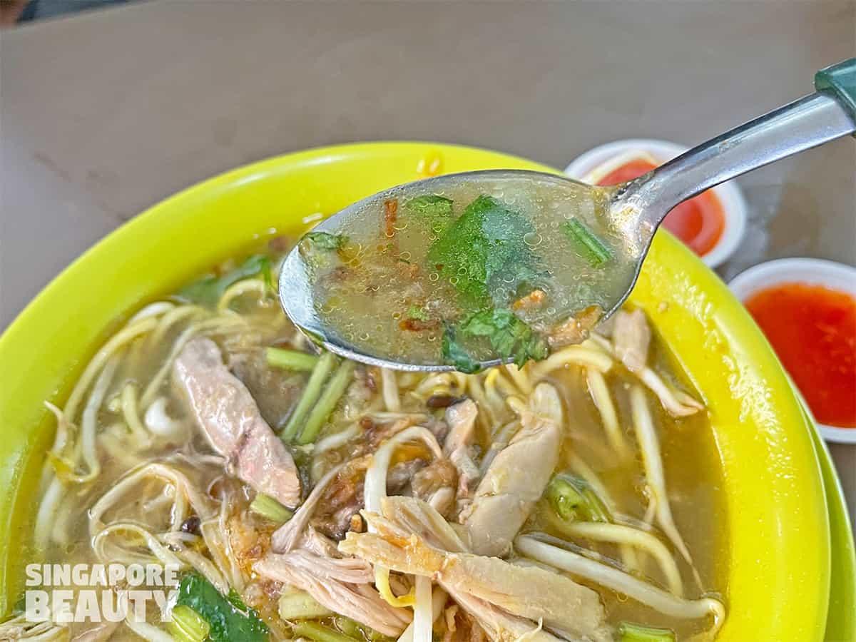 Inspirasi mee soto soup