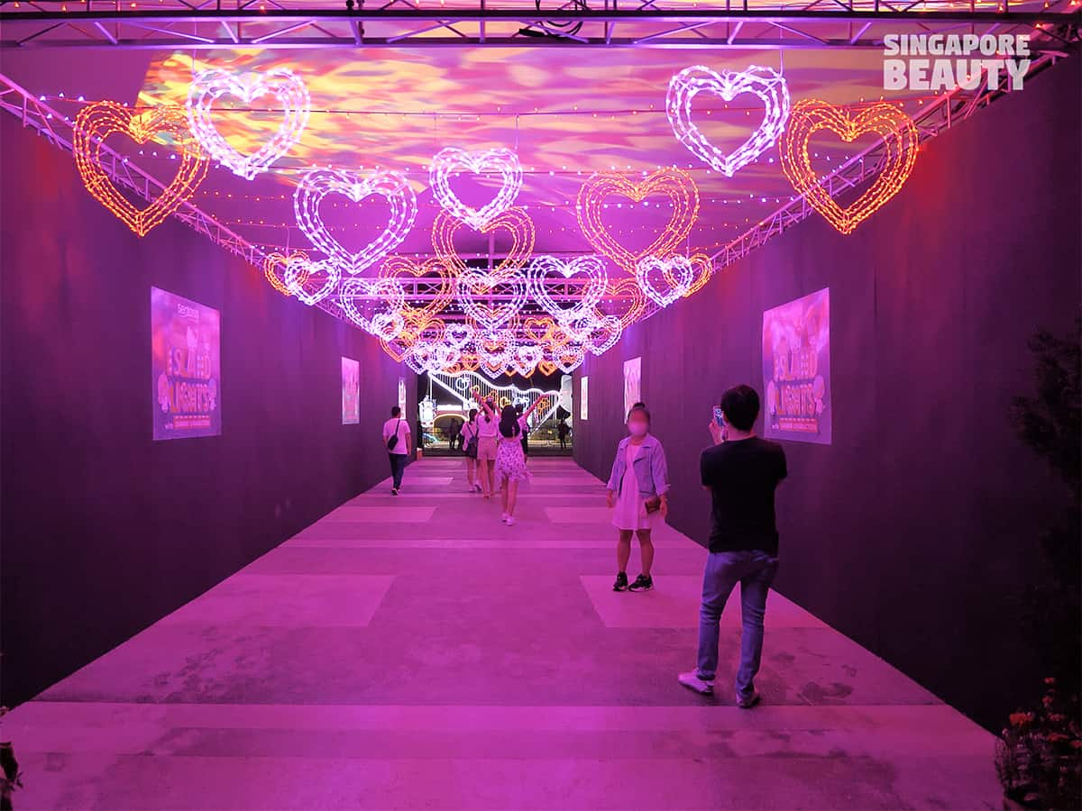 Island Lights with Sanrio Characters free entry