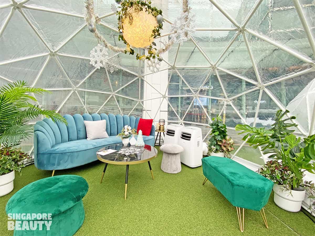 design of dome 5