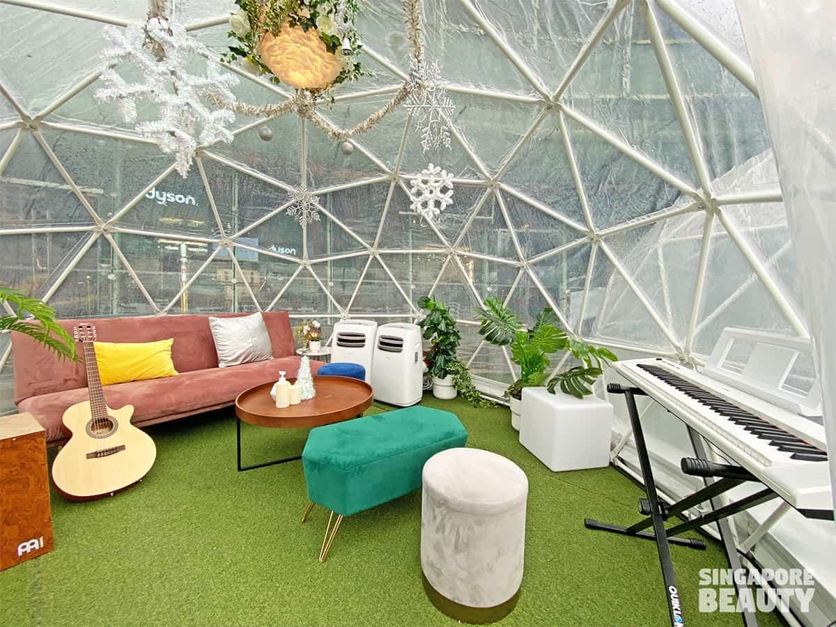design of dome 6