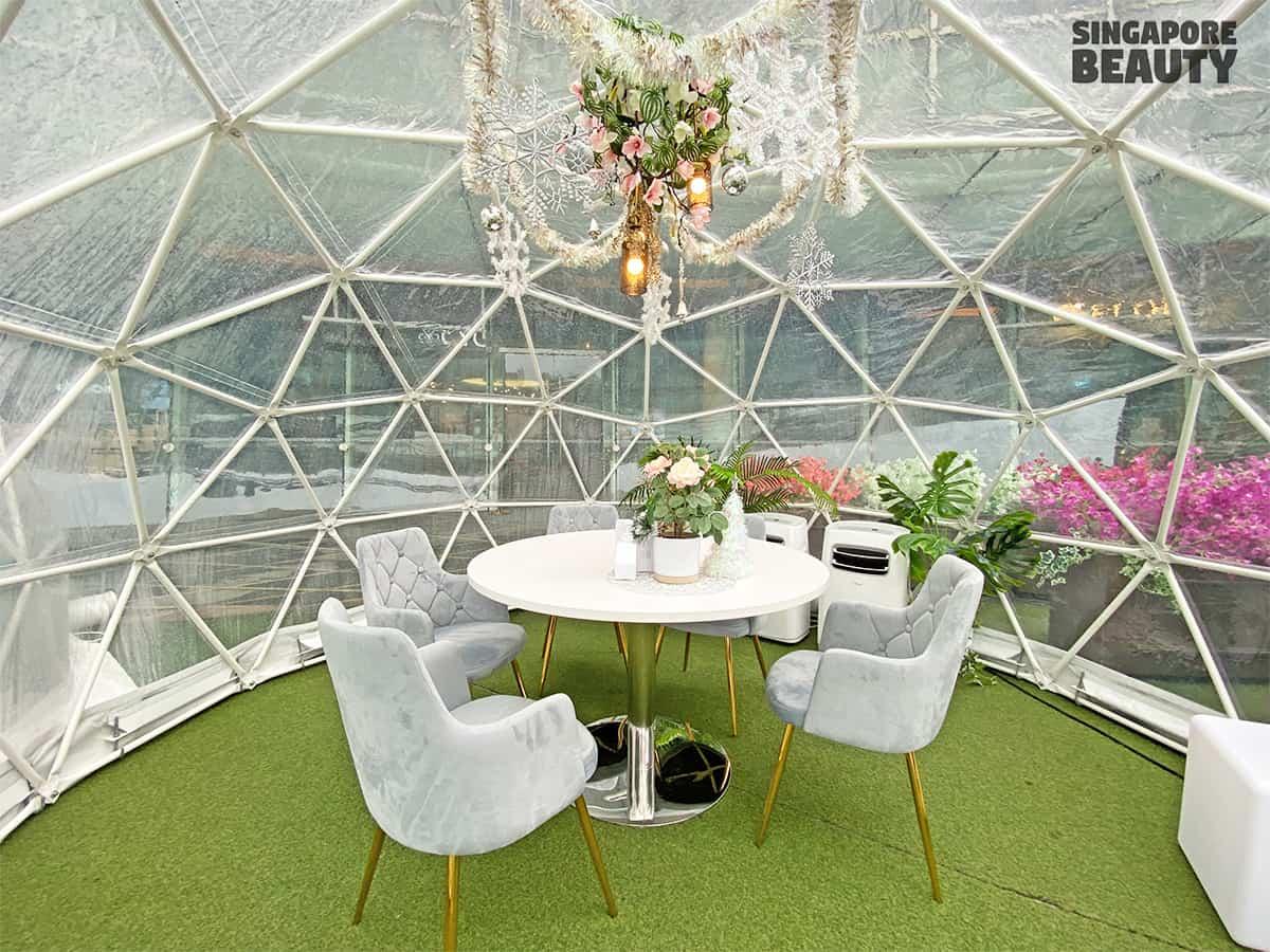 design of dome 7