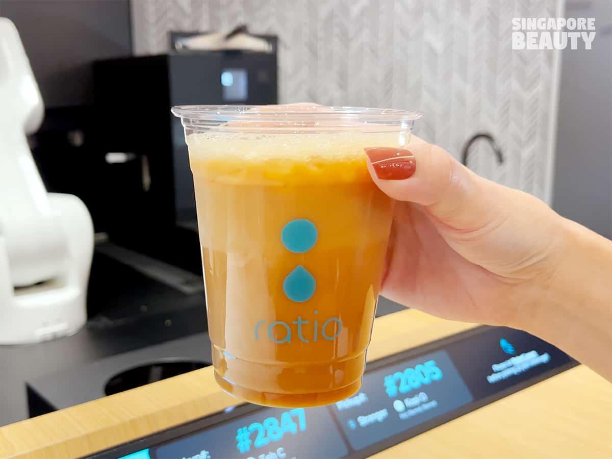 iced tea c