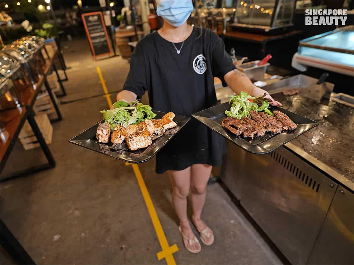 teppanyaki-serve-to-table