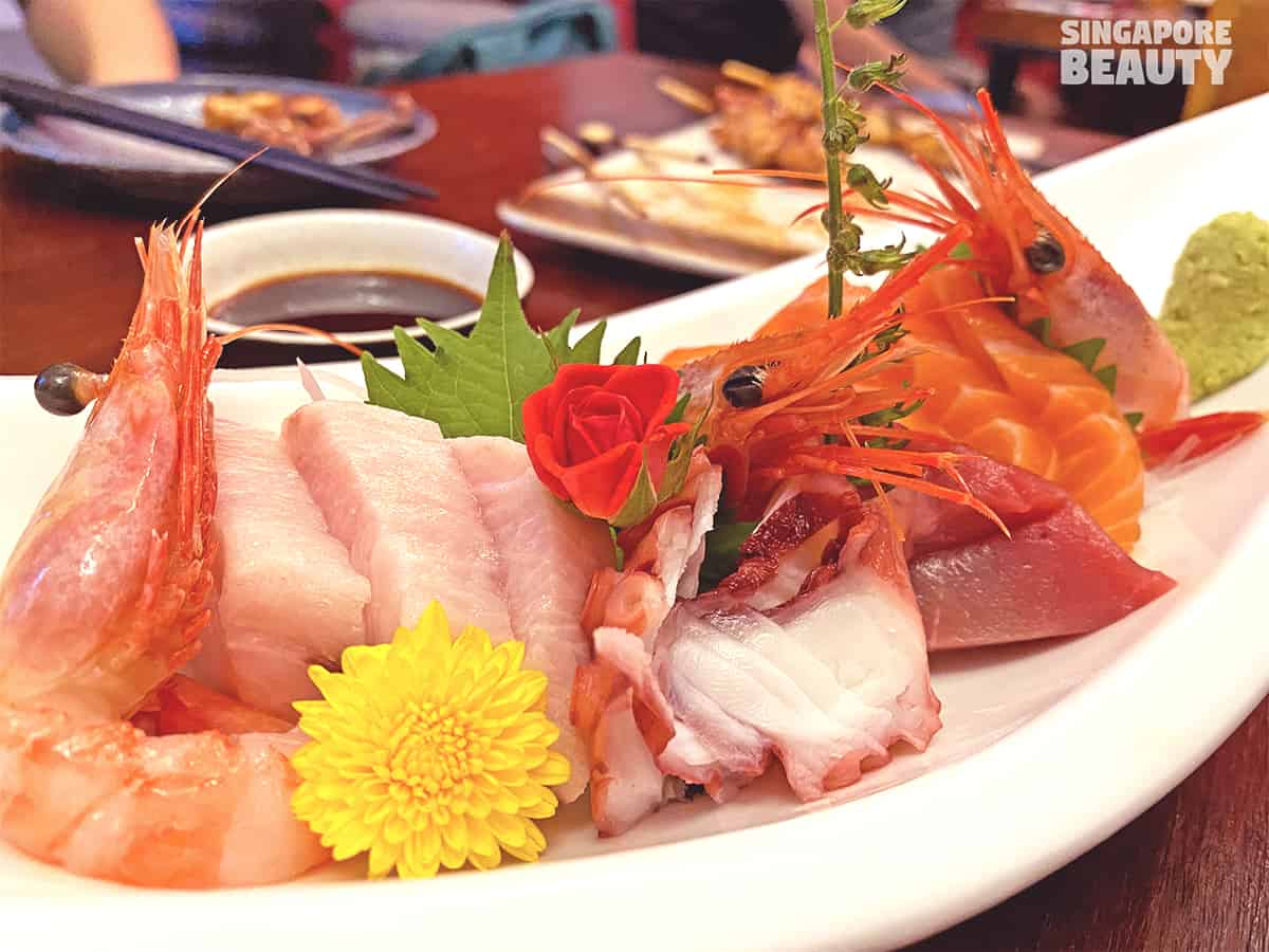 Fukusen izakaya japanese restaurant