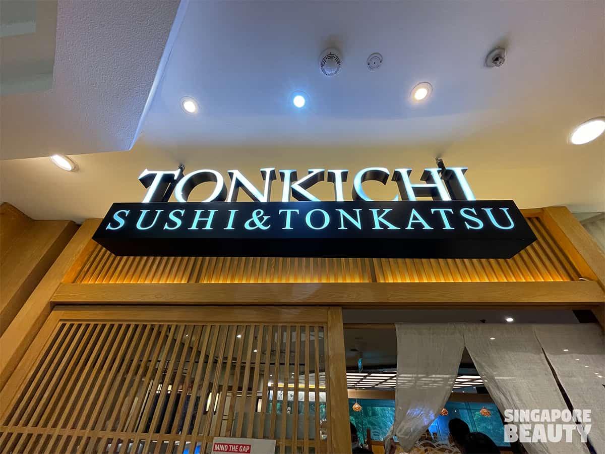 Tonkichi Sushi and Tonkatsu Singapore