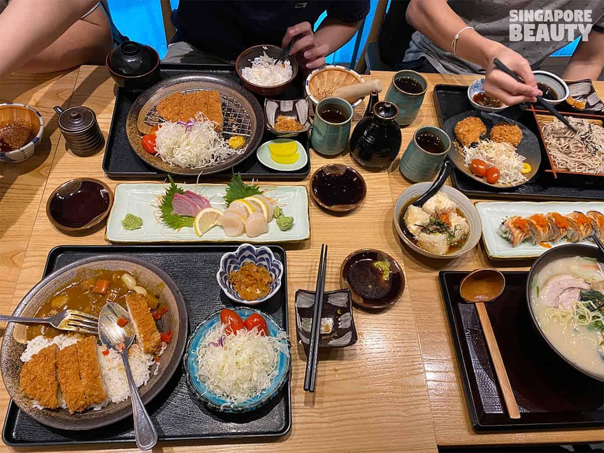 Tonkichi Sushi and Tonkatsu