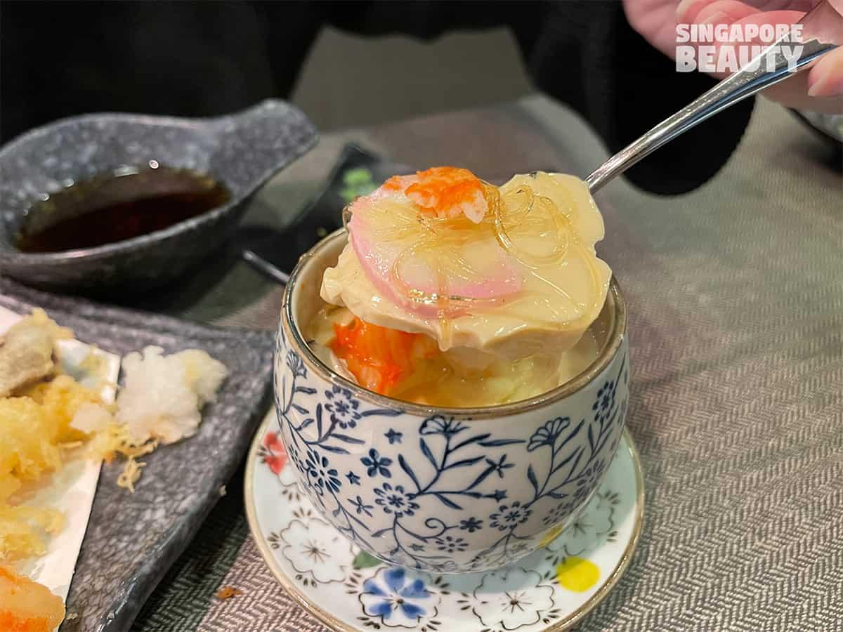 sakae sushi chawanmushi
