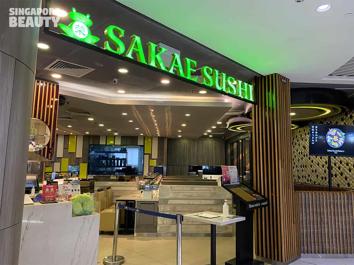 sakae sushi singapore outlet