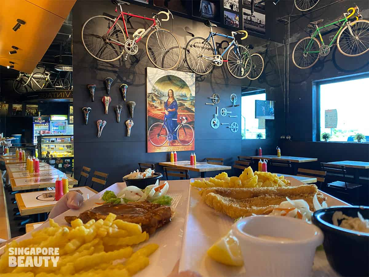 soek seng 1954 bicycle cafe review