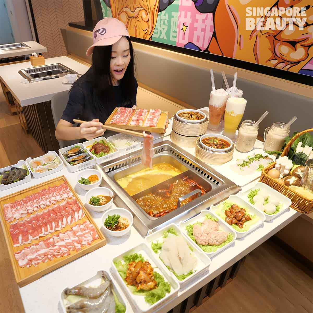 premium basic buffet