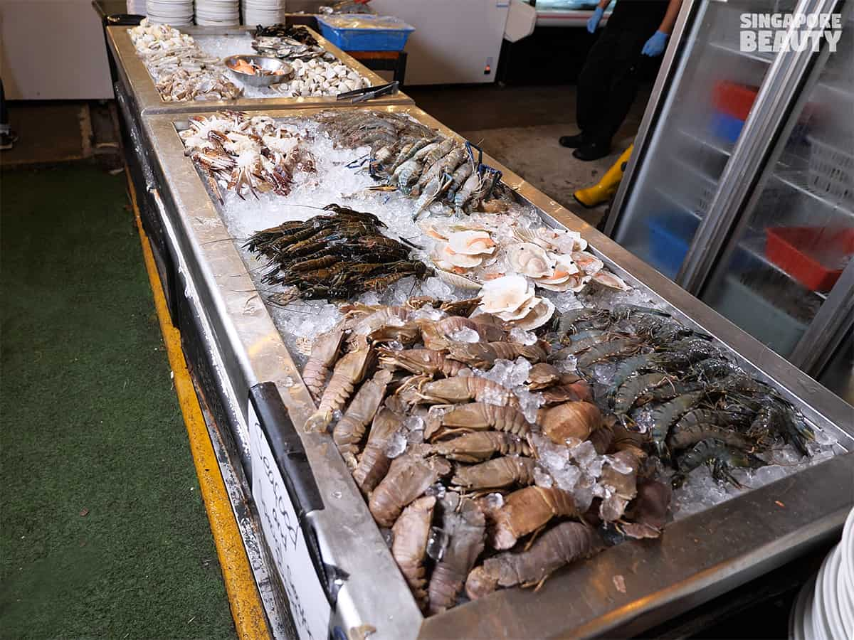 seafood-bed-buffet